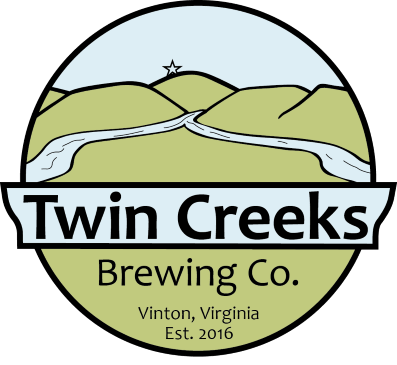 Twin Creeks Brewing Company Logo